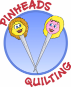 Pinheads Quilting - Serving Airdrie and surrounding areas